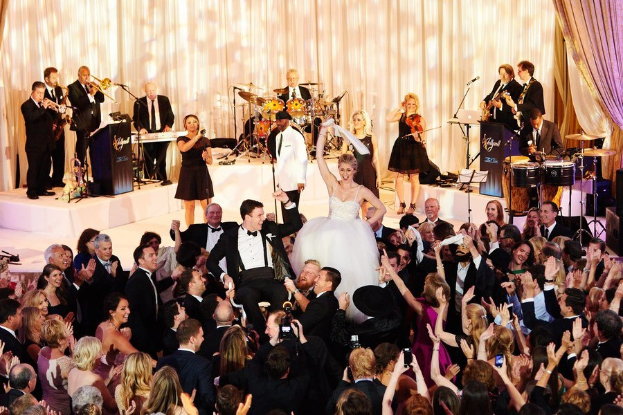 live wedding band for your big day event